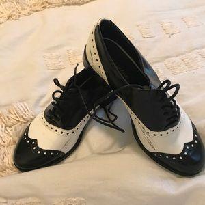Zara loafers size 37.